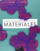 Ciencia e ingeniería de los materiales, 2ª Edicion