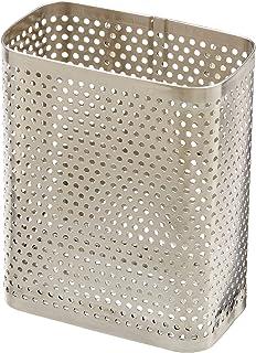 パール金属 アルファージュ ステンレス製 水切りポケット (小) H-9549