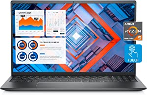 2021 Newest Dell Inspiron 5515 Business Laptop, 15.6