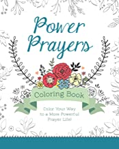 Power Prayers Coloring Book (Color Yourself Inspired)