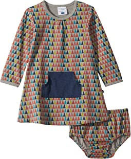 Large Pocket Dress (Infant/Toddler/Little Kids)