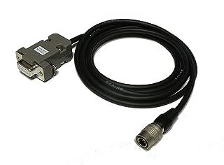 測量機-パソコン接続ケーブル(トプコン・ソキア用 シリアル)トプコンF-24、ソキアDOC27相当