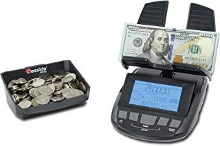 Cassida Professional Money Counting Scale Bill Counter (Till Tally)