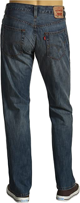 Levi's® Mens - 505® Regular/Straight Fit - Advanced Core