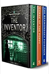 The Penny Green Victorian Mystery Series: Books 4-6 (The Penny Green Series Boxset Book 2) Kindle Edition