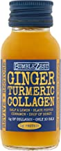 BumbleZest Revive Restore Ginger Turmeric and Collagen Health Shot Drink 60 ml Pack of 10 Bottles
