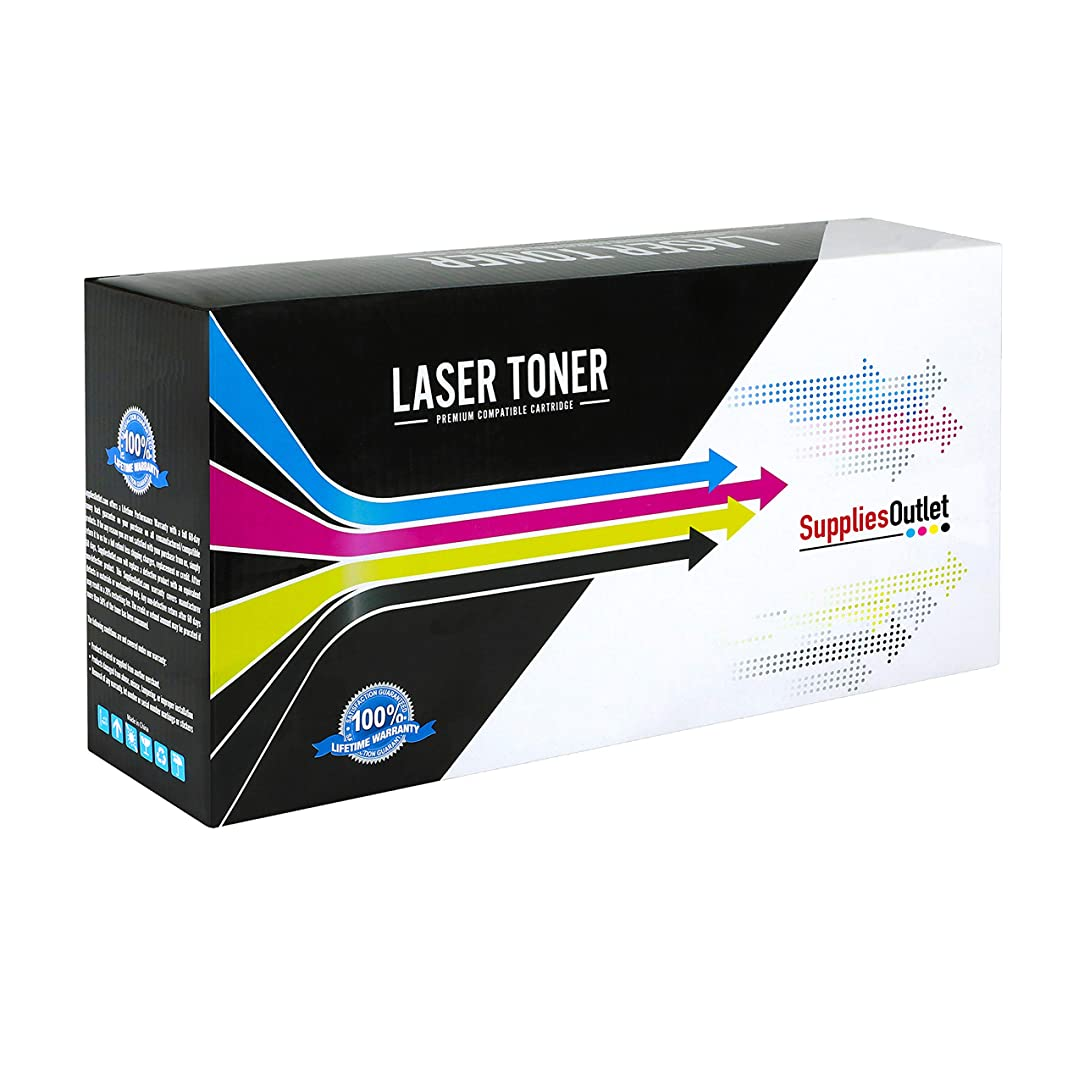 SuppliesOutlet Compatible Samsung ML-D2850B Toner Cartridge for-ML-2850,ML-2850D,ML-2850DR,ML-2851ND,ML-2851NDL,ML-2851NDR (Black,5 Pack)