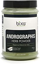 Andrographis Powder (Andrographis Paniculata), Kalmegh | Natural Liver Tonic Herbal Supplement | Ayurvedic herb for Digest toxins and purify Liver Cells | Bixa Botanical 200g (7Oz)