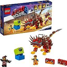 LEGO La LEGO Película 2 - Ultrakatty y Lucy Guerrera, juguete divertido de construcción de aventuras con minfiguras de Lucy y Emmet (70827)