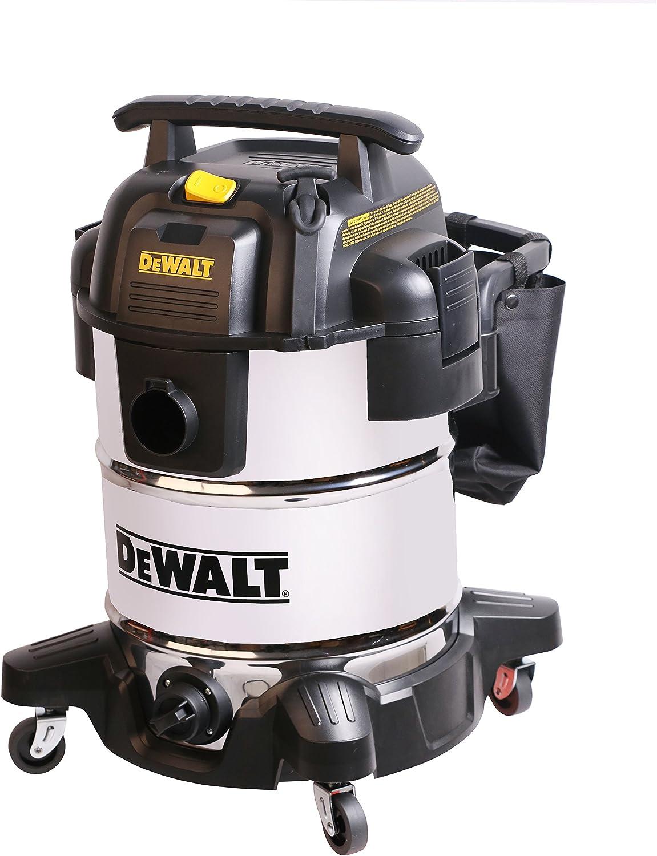 DeWALT 10 Gallon Stainless Steel Wet Dry Vac