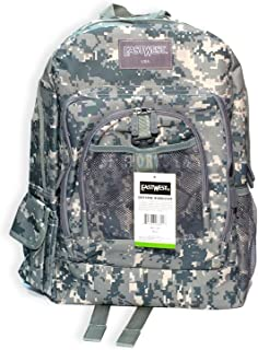East West U.S.A RTDC704L Tactical Digital Camo Heavy Duty Round Duffel Bag