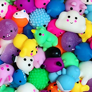 The System Sellers Squishy Mochi Animal Pets - 24 Count