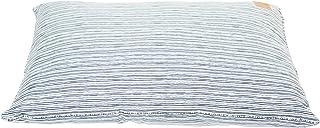 MOG & BONE Futon Dog Bed Chambray Stripe Print X-Large