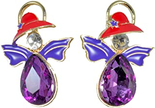 Black Friday/ Cyber Monday Deal Red Hat Society Angel Pin 2 Pack