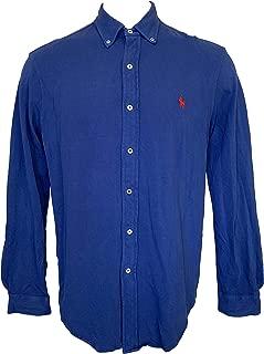 Mens Featherweight Mesh Buttondown Shirt