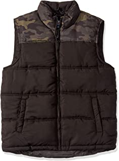 Smith's Workwear Camo Double Insulated Puffer Vest