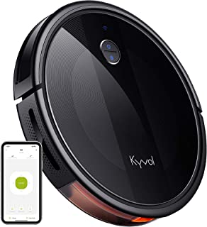 Kyvol Cybovac E20 Robot Vacuum Cleaner, 2000Pa Suction, 150 min Runtime, Boundary Strips Included, Quiet, Super-Thin, Self...