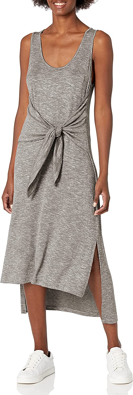 La Blanca Women's Tie Waist Midi Dress