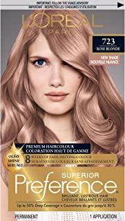 Amazon Com Rose Gold Hair Dye Hair Color Hair Coloring Products