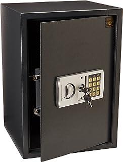 7775 1.8 CF - Caja fuerte electrónica digital para el hogar, con bloqueo y seguridad