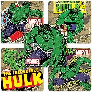 SmileMakers Incredible Hulk Stickers - 100 Per Pack