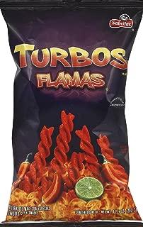 turbos flamas big bag