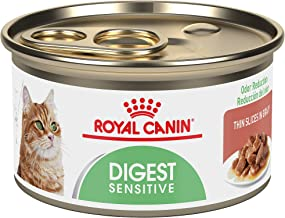 Royal Canin Feline Health Nutrition Digest Sensitive Thin Slices in Gravy Canned Cat Food