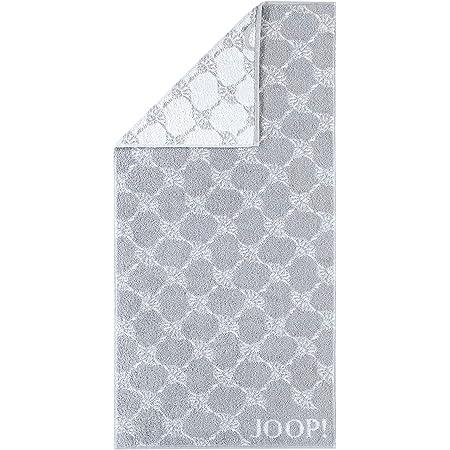 Joop! Handtuch Classic Cornflower 1611   76 Silber - 50 x 100