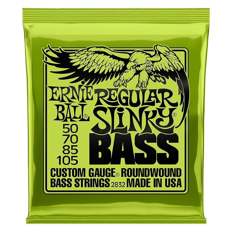 アクセスファーム幹【正規品】 ERNIE BALL 2832 ベース弦 (50-105) REGULAR SLINKY BASS レギュラー?スリンキー?ベース