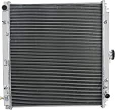 ALLOYWORKS 2 Row Aluminum Radiator for 2005-2012 Nissan Frontier Pathfinder Xterrra 4.0L V6 Gas