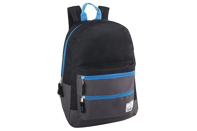 Multi-Color Back Pack with Adjustable Padded Shoulder Straps. Kids Backpack  Backpacks School Bags Schoolbag ... 057f60da74ced