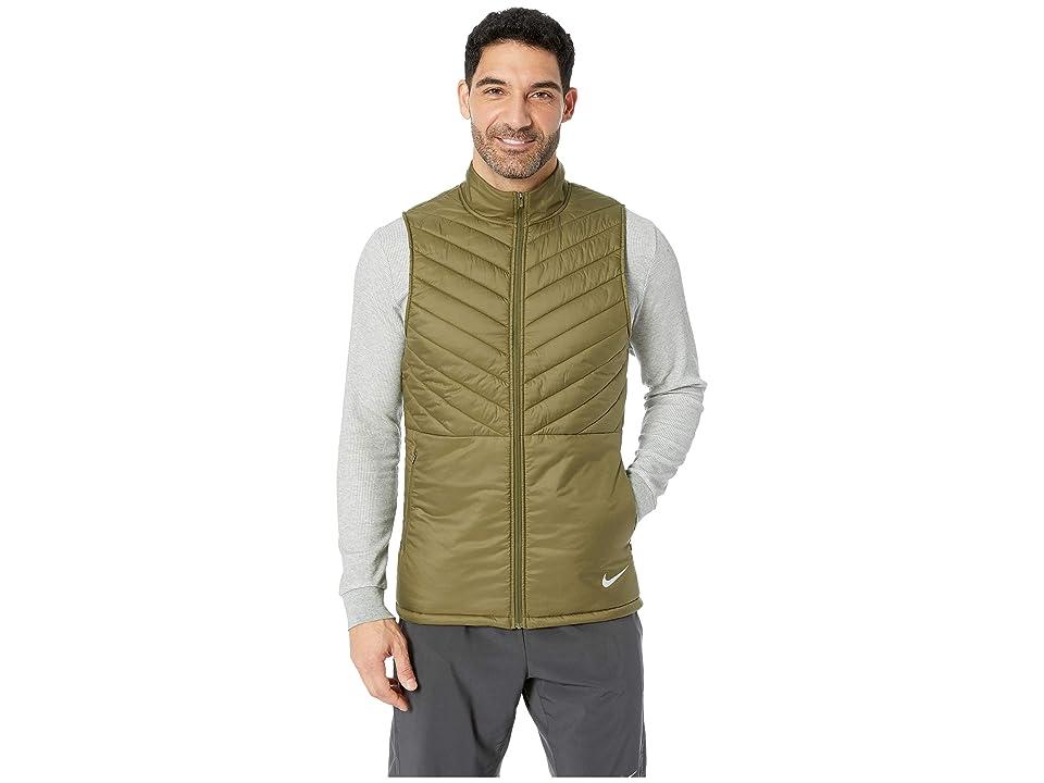 Nike Aerolayer Vest (Olive Canvas/Olive Canvas/Neutral Olive) Men