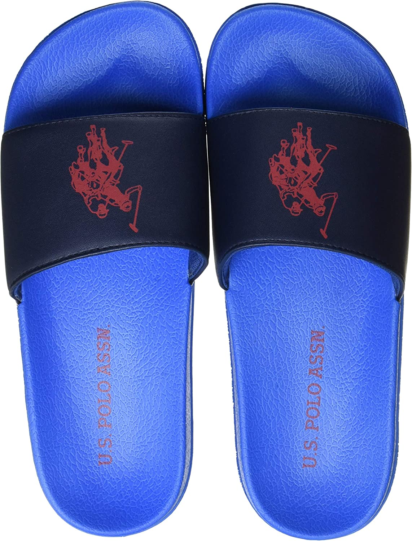 trend rank U.S. Polo Industry No. 1 Assn. Men's Flip Flop Sandals