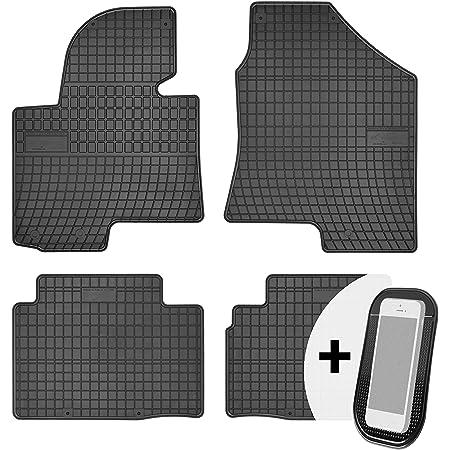 Gummimatten Auto Fußmatten Gummi Automatten Passgenau 4 Teilig Set Passend Für Hyundai Tucson Ii Ix35 Kia Sportage 3 Iii 2009 2015 Auto