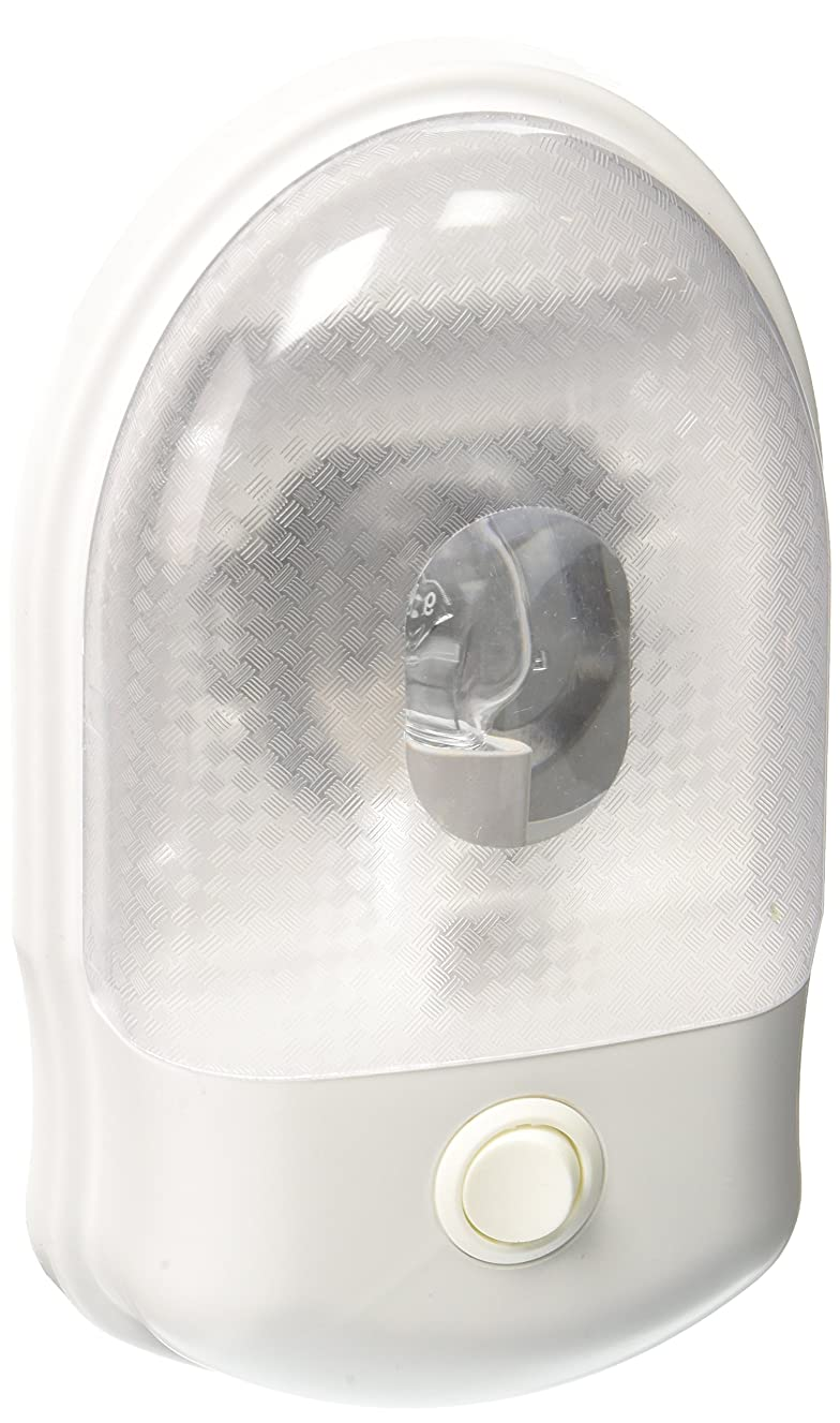 Bargman 30-76-123 Interior Light with Lens and Switch