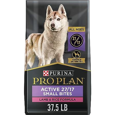 Purina Pro Plan Small Bites Lamb & Rice Dry Dog Food (Packaging May Vary)