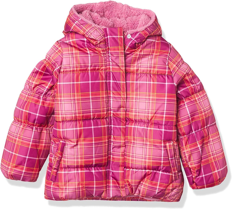 OshKosh Genuine Free Shipping B'Gosh Girls' Perfect Jacket Puffer Weekly update
