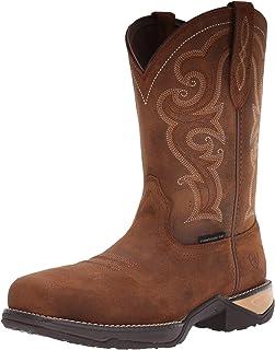 Ariat Women's Women's Anthem Comp Toe Western Boot, Chipmunk Brown, 9.5 B US