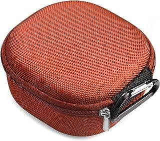 CE MeterMall Hard Travel Protective Case for Bose SoundLink Micro Bluetooth Speaker Orange
