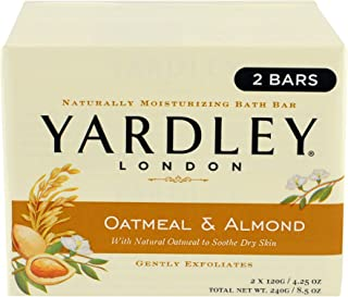 yardley oatmeal range