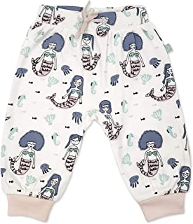 Finn + Emma Baby Girls' Organic Cotton Pants for Baby Boy or Girl