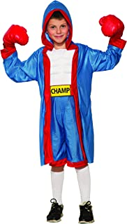 Forum Novelties Child's Boxer Boy Costume, Large