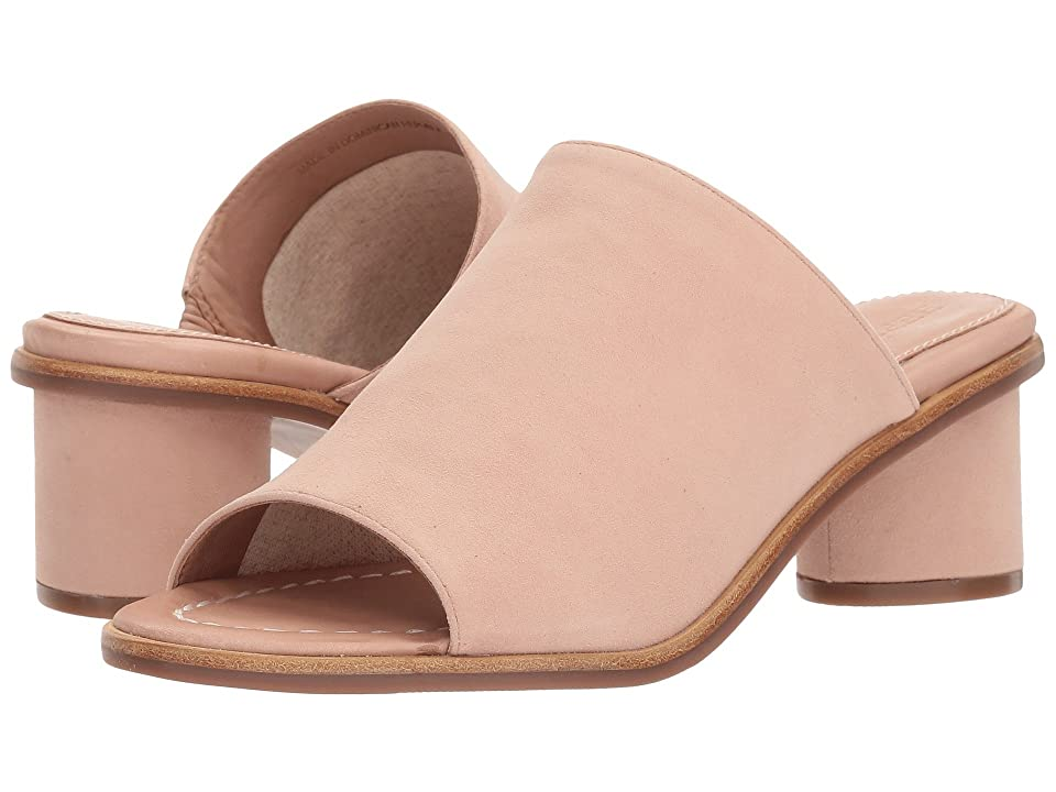 Bernardo Laurel (Blush Kid Suede) Women