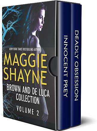 Brown and de Luca Collection Volume 2: A Paranormal Suspense Box Set (A Brown and de Luca Novel) (English Edition)