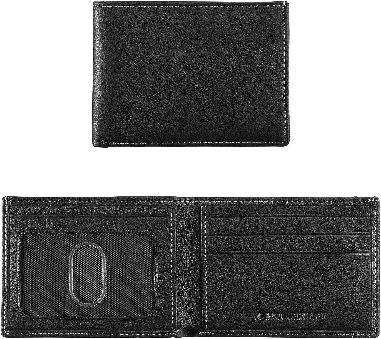 Johnston & Murphy Men's Super Slim Wallet