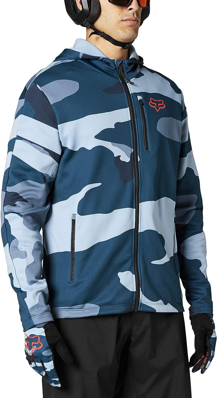 Fox Racing Men's Ranger Tech Fleece Jacket