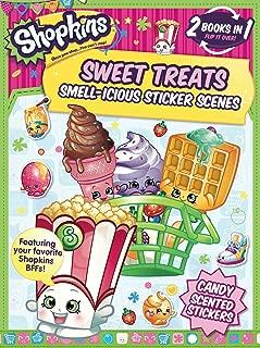 Shopkins Sweet Treats/Cheeky Chocolate (Sticker and Activity Book) (2)