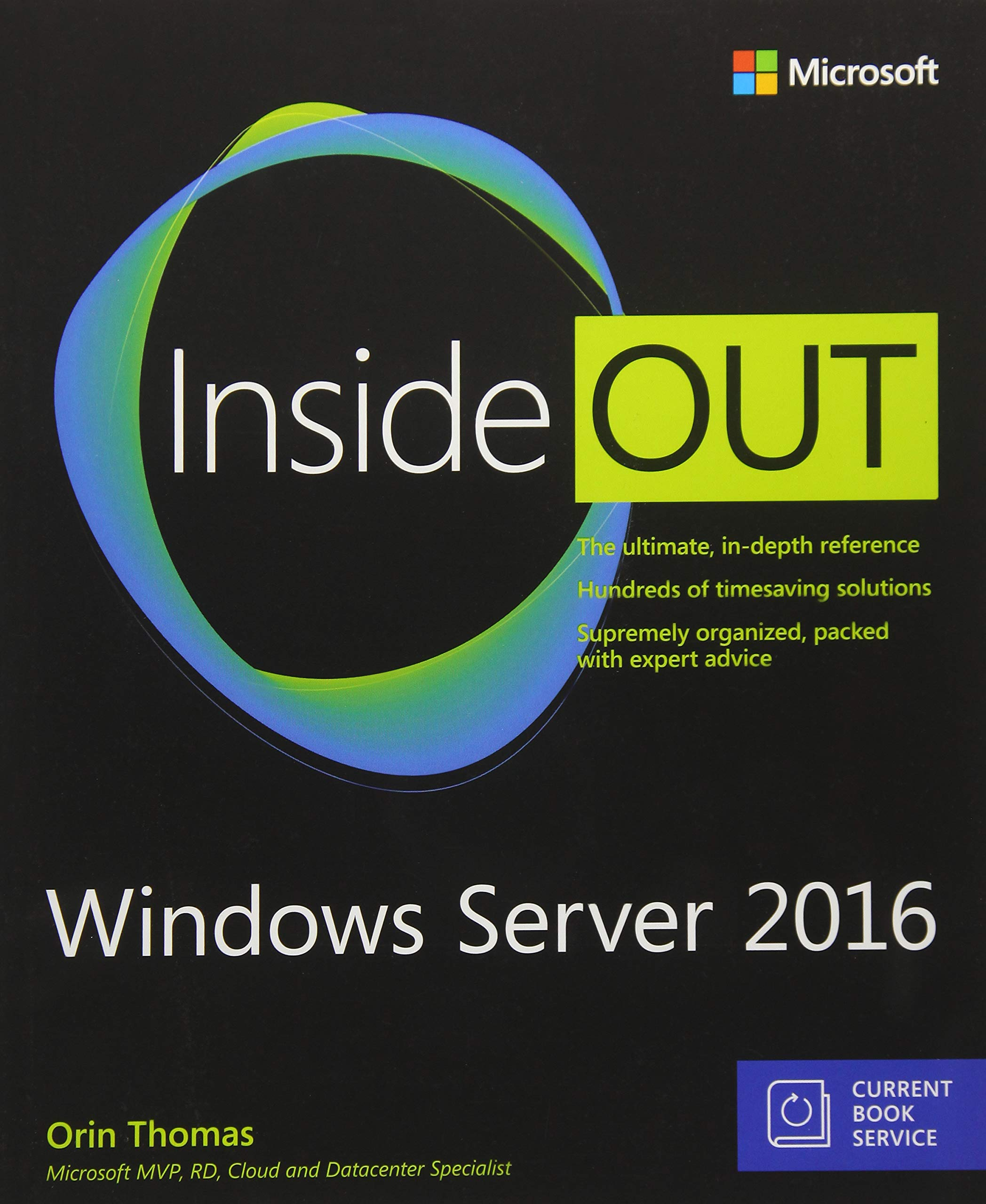 Image OfWindows Server 2016 Inside Out (includes Current Book Service)