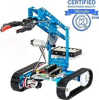 Makeblock mBot Ultimate, Kit de Robot programable 10 en 1, más de 160 Partes