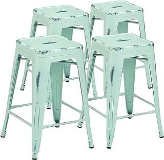 pastel furniture bar stools